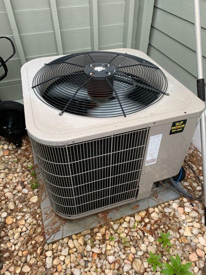 Bluffton, SC - 2 heat pump cooling maintenance