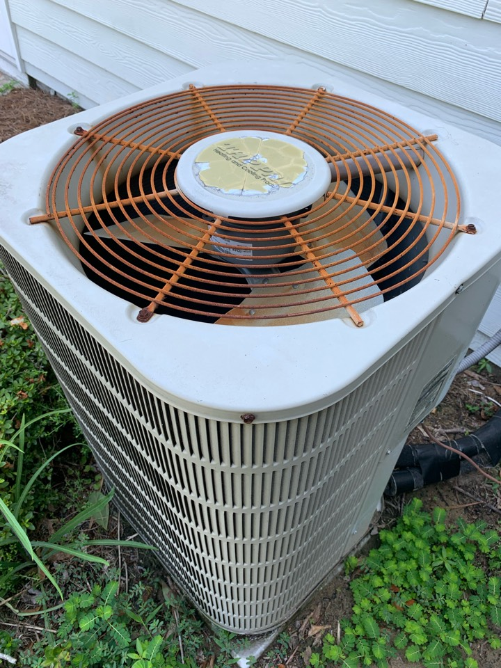 Savannah, GA - No cooling call.