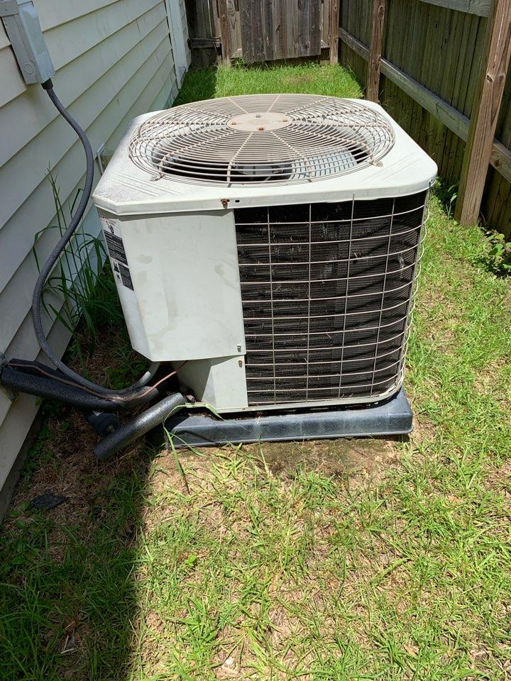 Savannah, GA - No cooling call