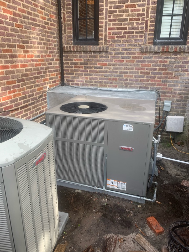 Savannah, GA - Cooling maintenance on 2 systems