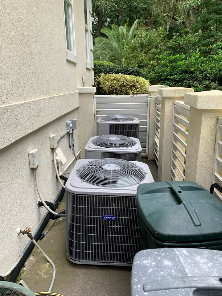 Savannah, GA - 3 system cooling maintenance