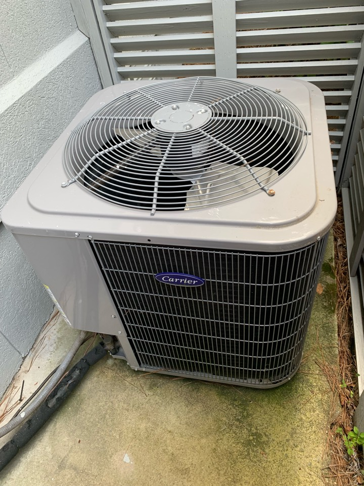 Bluffton, SC - No cooling service call
