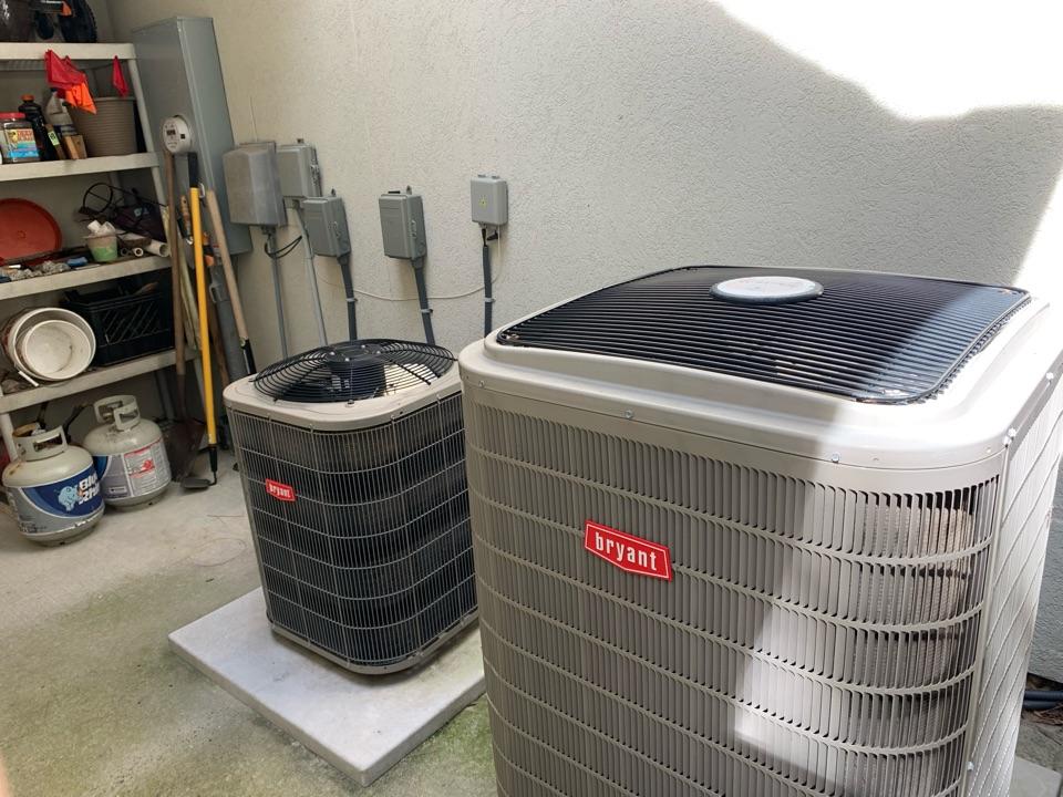 Hilton Head Island, SC - 3 system heating maintenance
