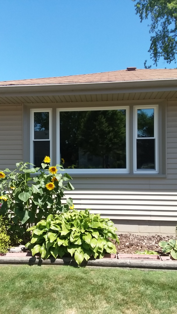 Racine, WI - Installed 3 pocket windows