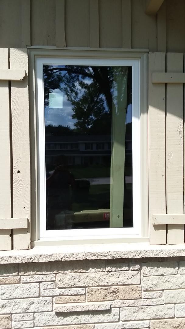 Brookfield, WI - Installing 22 fc windows