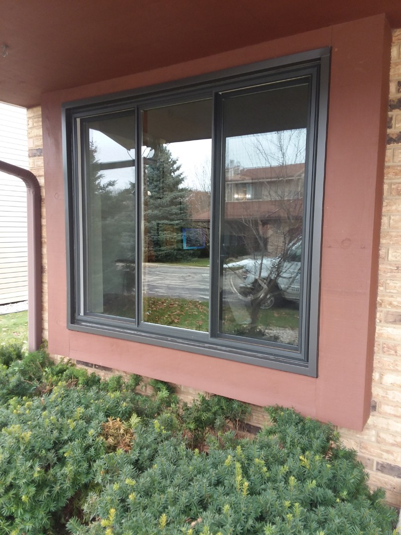 Greenfield, WI - Six windows pocket install with stops and aluminum trim