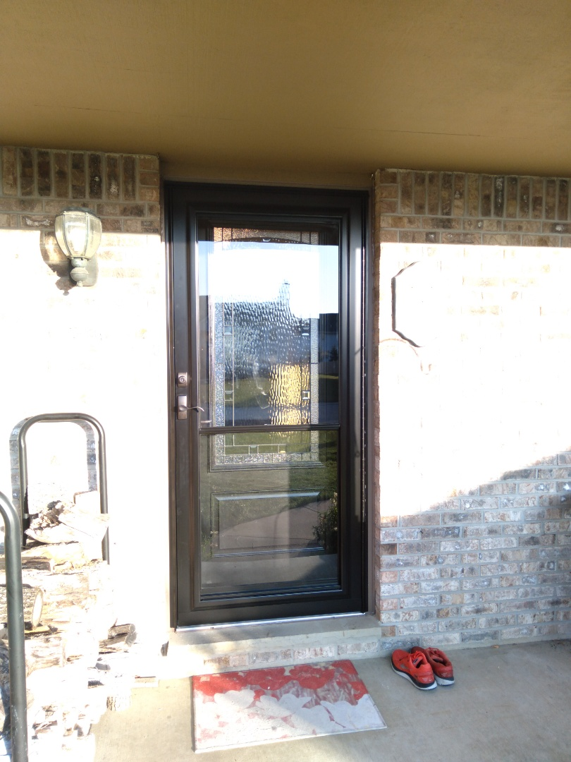 Racine, WI - Entry doors