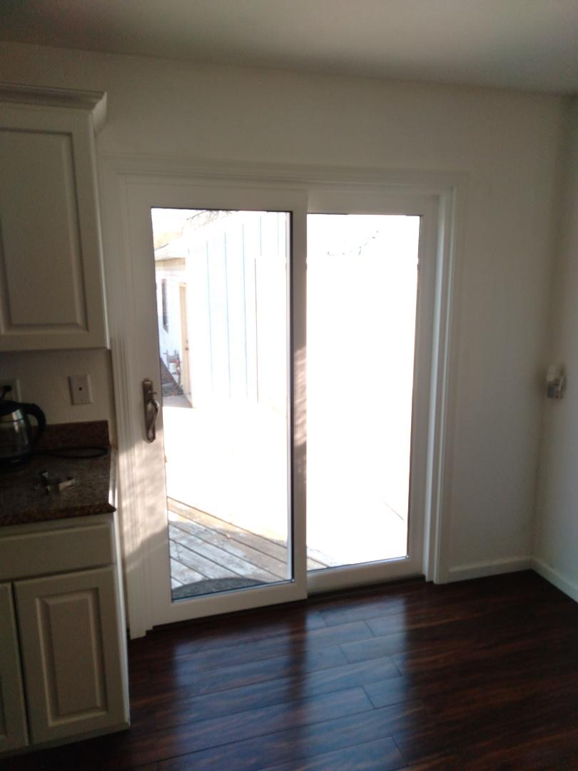 Greenfield, WI - Patio door