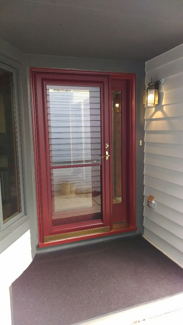Muskego, WI - 2 Entry Doors with Storms, 1 Patio Door & 14 Windows