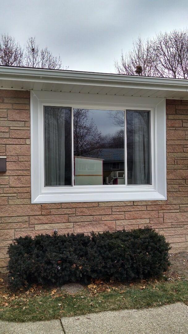 Milwaukee, WI - Window