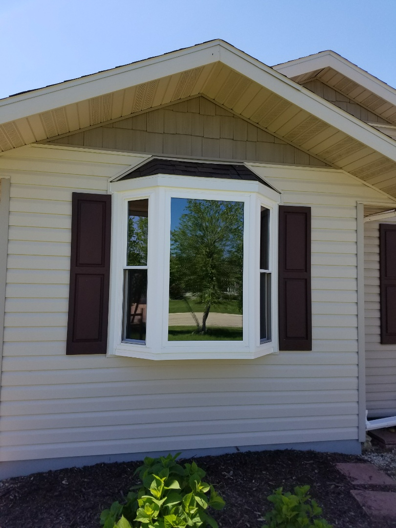 Watertown, WI - Bay Window and a Garden Window, Day 3