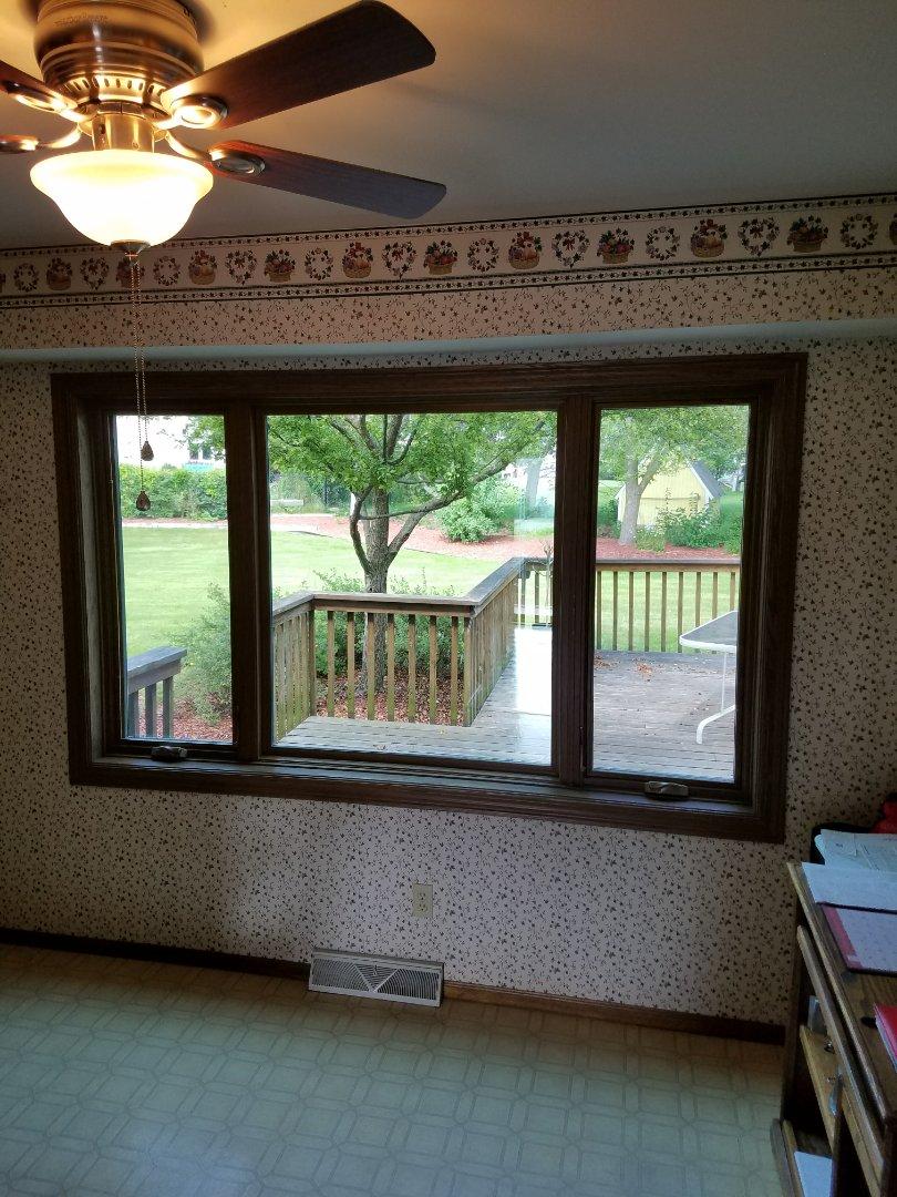 West Allis, WI - 1 Full Frame Casement Window