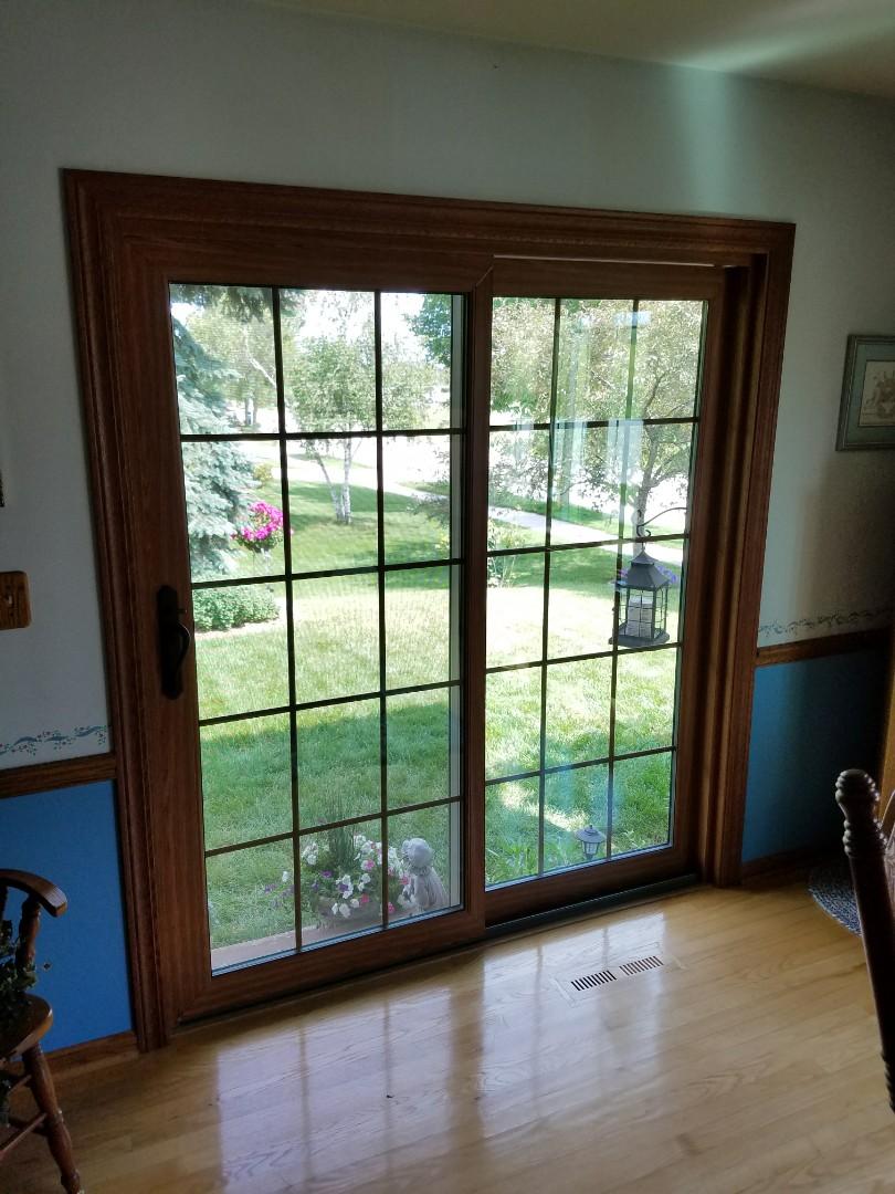 Port Washington, WI - 13 Pocket Casement Windows and a Patio Door, Day 3