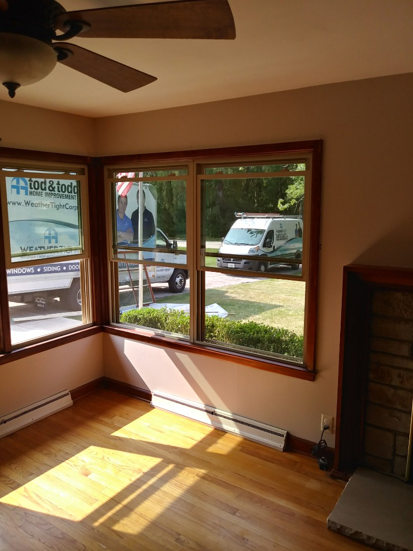 Franklin, WI - 3 Double Hung Windows