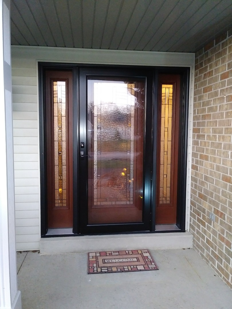 Menomonee Falls, WI - 2 Entry Doors and a Patio Door, Day 2