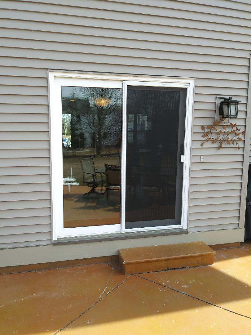 Franklin, WI - Patio door service