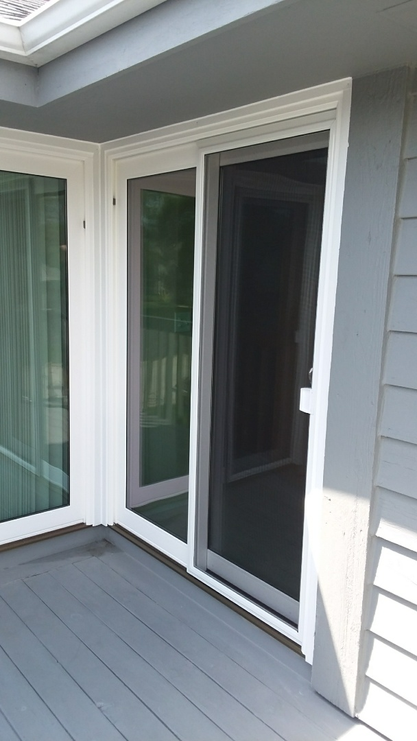 New Berlin, WI - Patio door