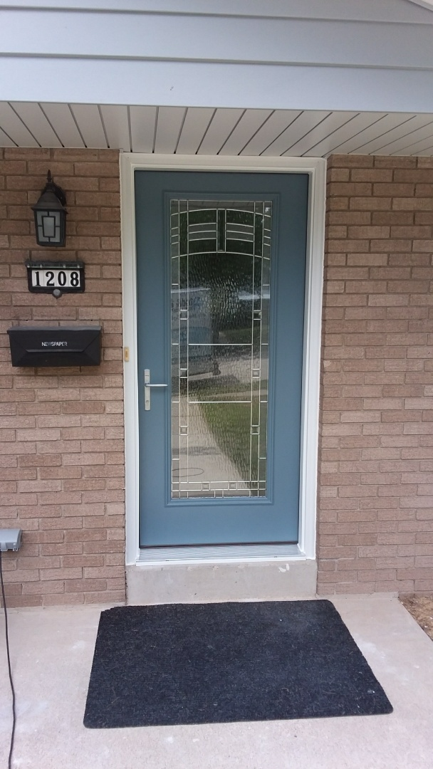 Waukesha, WI - 2 entry doors