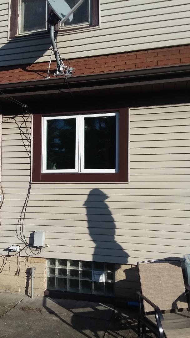 Racine, WI - Window