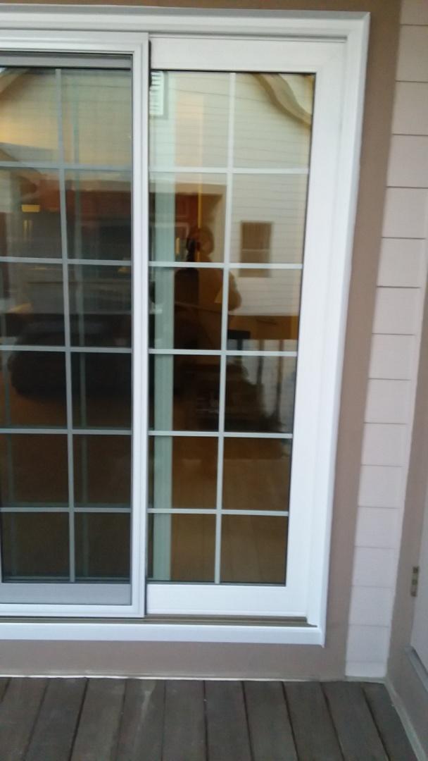 Oak Creek, WI - Installing 2nd floor patio