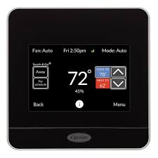 Baltimore, MD - Customer  has to much heat.  Perform infinity wifi touch screen thermostat analysis.  Found space temp higher than setpoint. System showed Heat Pump in high stage and electric heat in stage 2. Lowered setpoint but had no effect.  Ran system checkout procedure and it then operated correctly. No relevent faults in history. Reset thermostat to factory defaults. Retested system. Thermostat and system operating correctly now.