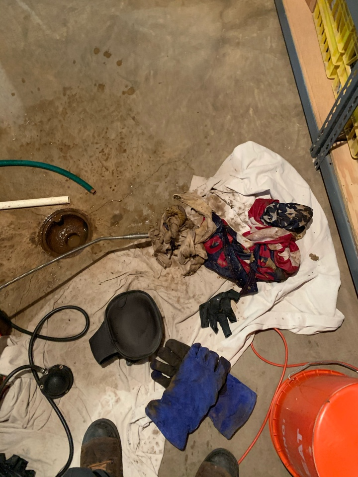 South Elgin, IL - Drain cleaning, foreign object removal.