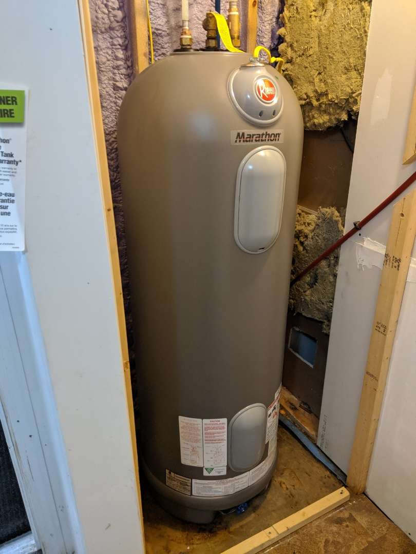 Port Hope, ON - Supply and install premium water heater