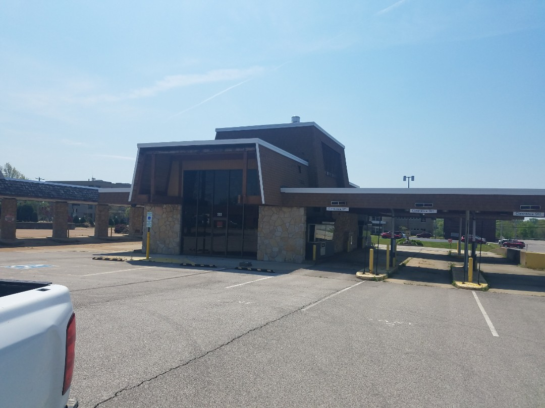 Belleville, IL - EBS is working with this building owner to install a new 60 mil thick TPO roof system.