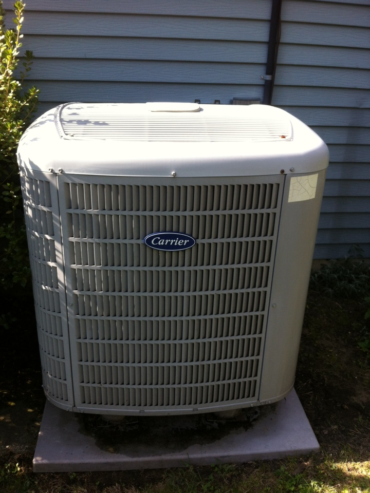 Crofton, MD - Carrier heat pump service in crofton maryland