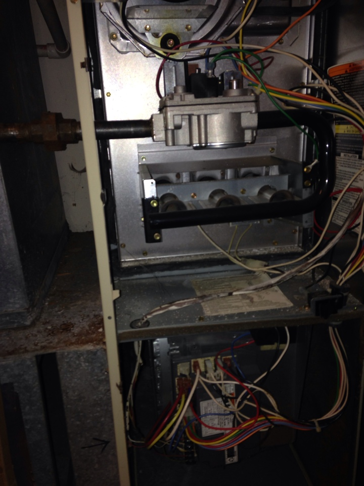 Crofton, MD - Crofton Maryland furnace heating system installation maintenance repair service call.
