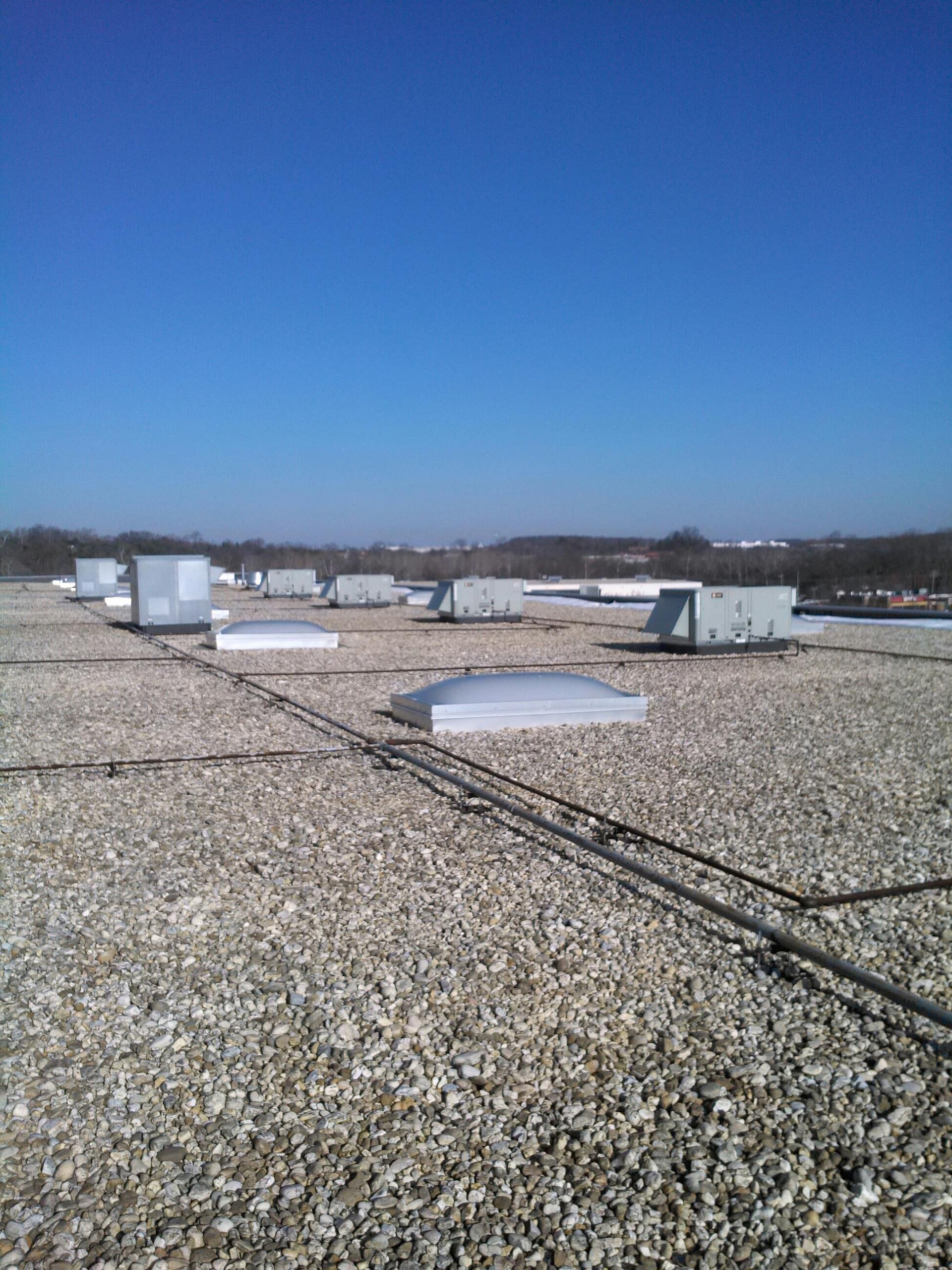Laurel MD York roof top commercial heat pump furnace heating & air  #294E96