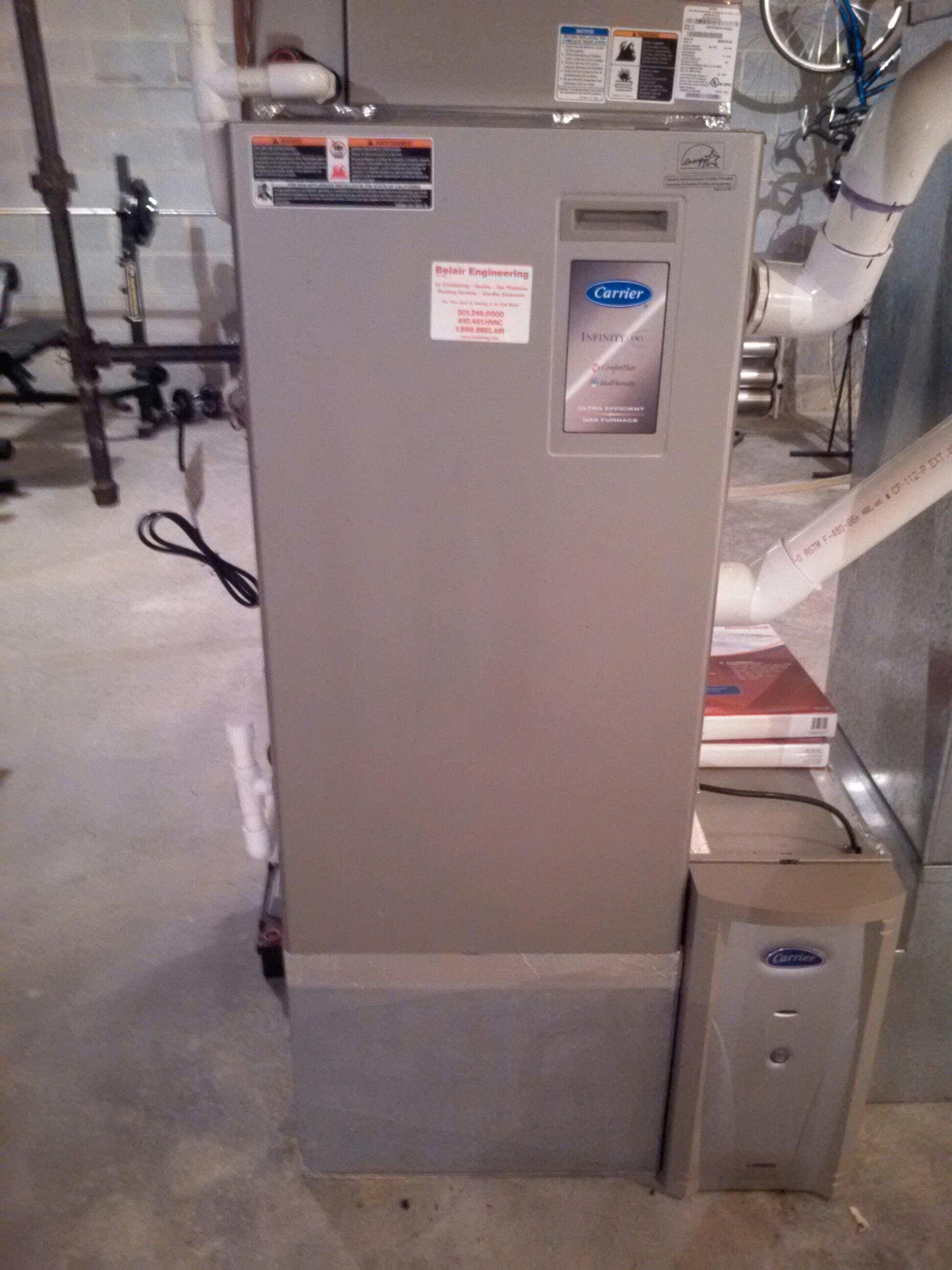 Ac air conditioning heat pump a c repair service for Best propane heating systems