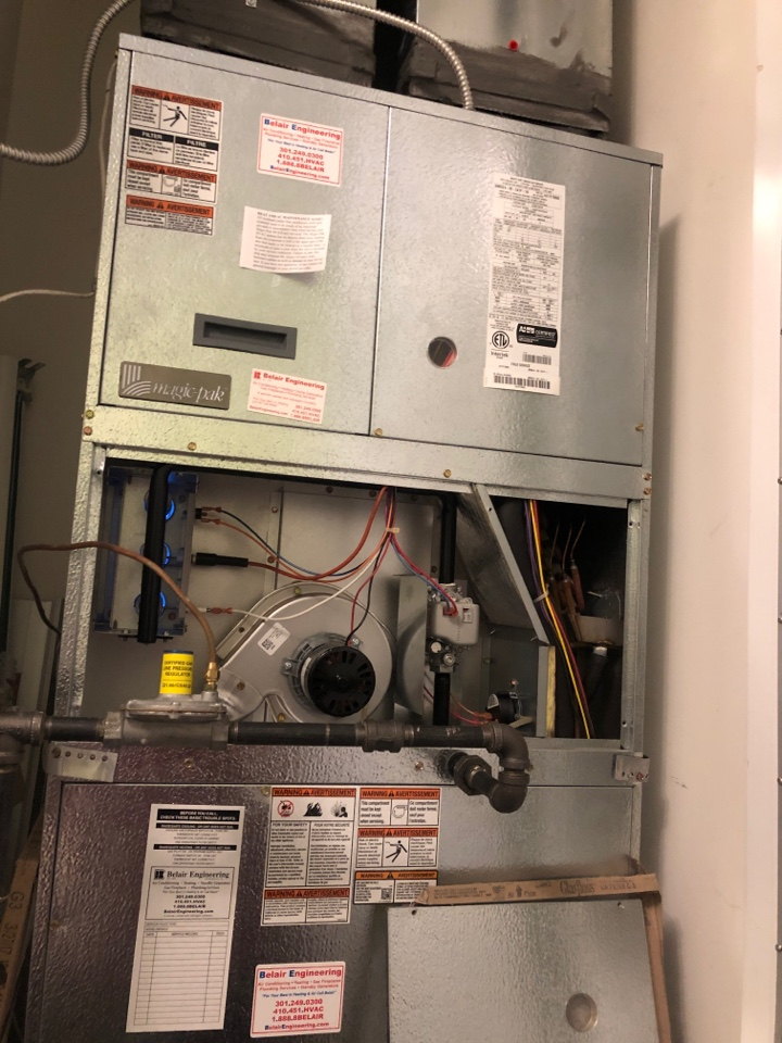 Annapolis, MD - Heating repair service
