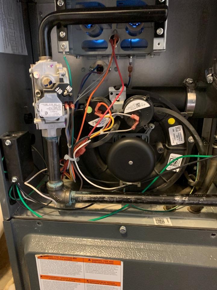 Greenbelt, MD - Goodman Furnace Service Repair