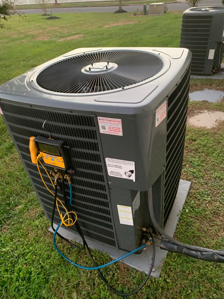 Camp Springs, MD - Goodman Heat Pump Service Repair