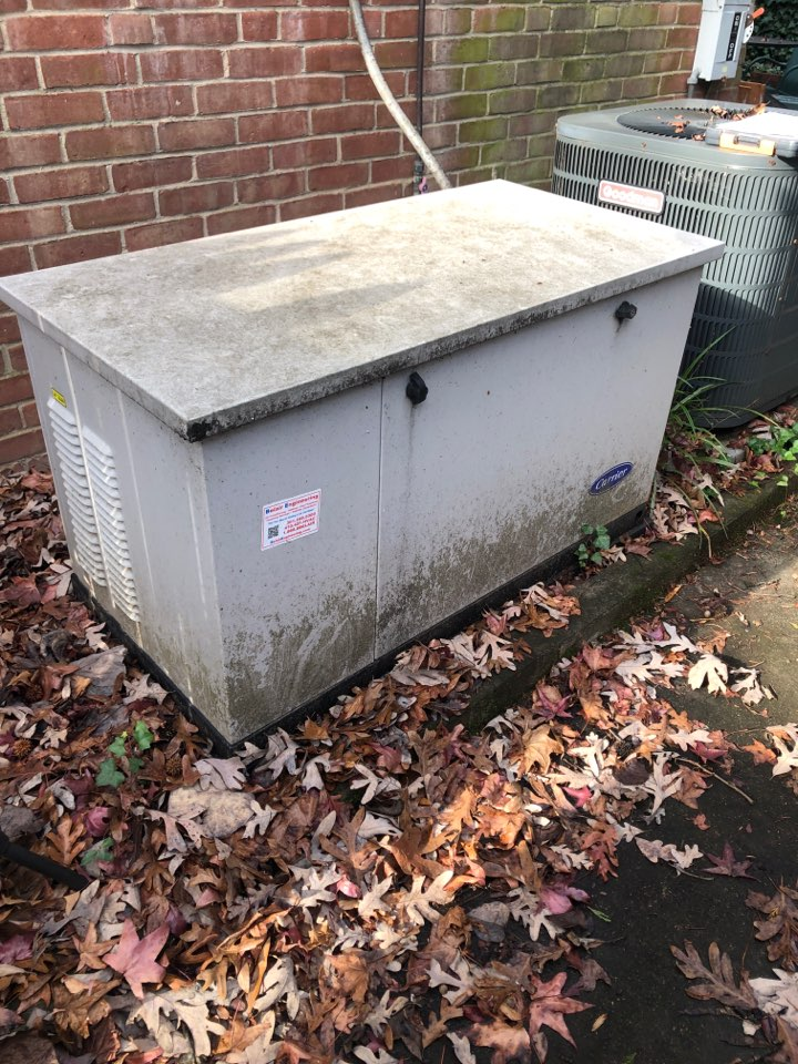 College Park, MD - Generator safety check