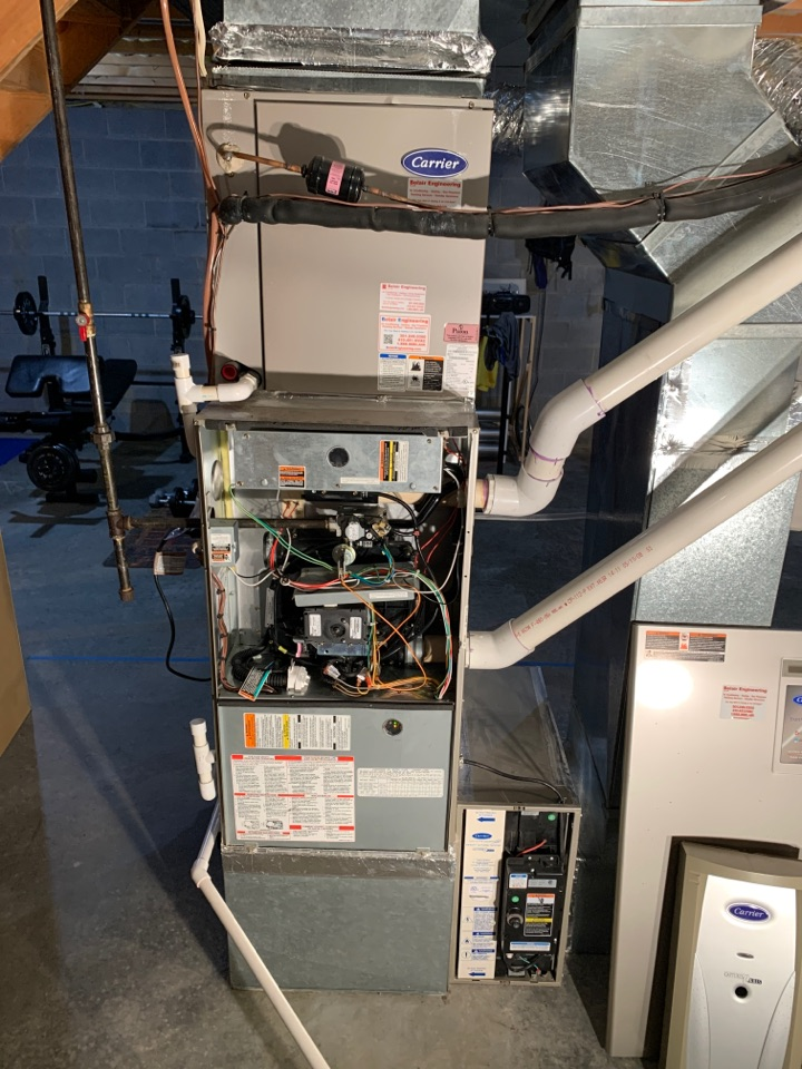 Lothian, MD - Gas furnace repair
