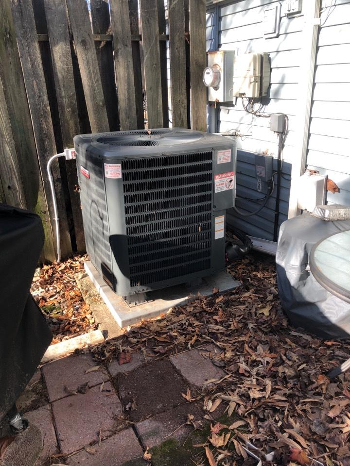 Waldorf, MD - Heat pump repairs