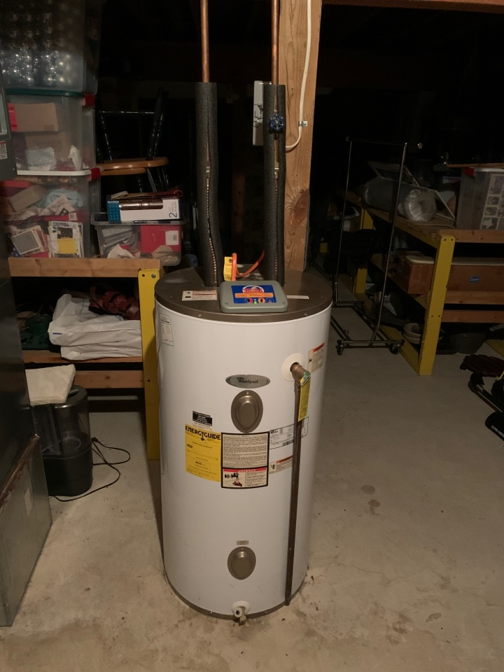 Laurel, MD - Water heater install and repair