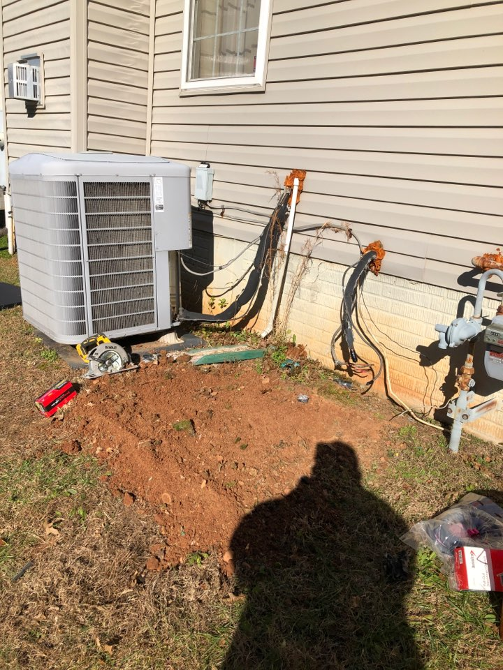 Fort Washington, MD - Replace 80% furnace with 90+ AC coil PVC pipe