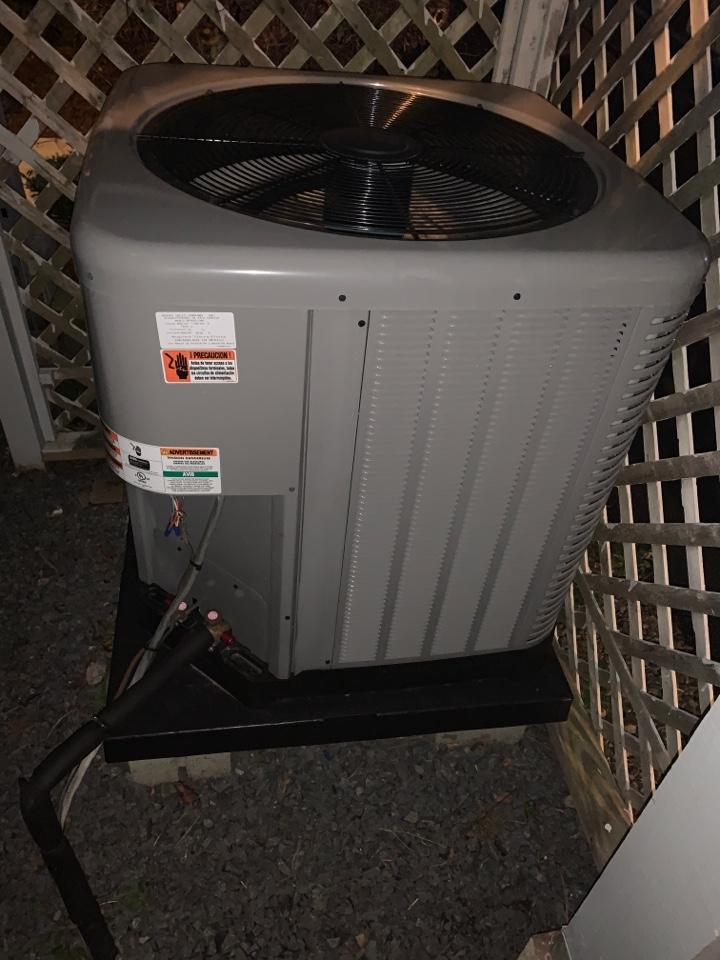 Chesapeake Beach, MD - Heat pump repair