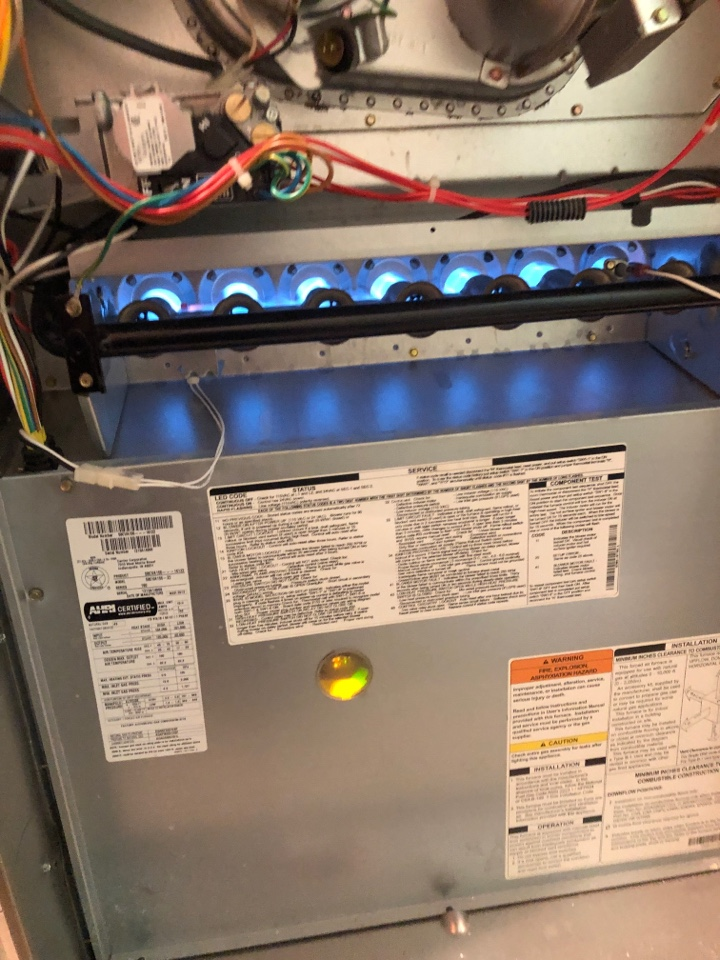 Severna Park, MD - Heating tune up