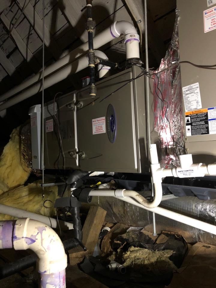 Glenn Dale, MD - Attic furnace repairs