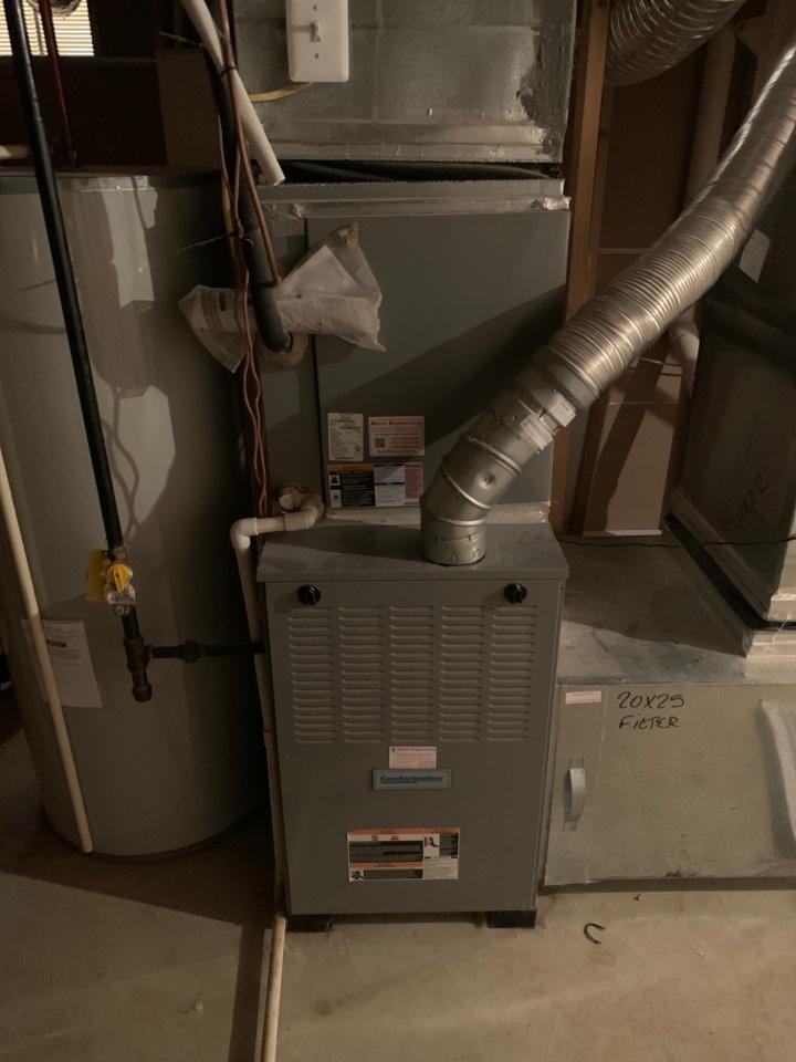 Clinton, MD - Gas furnace repair