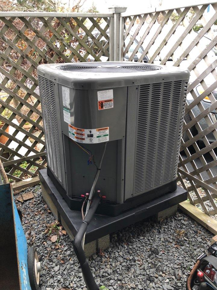 Chesapeake Beach, MD - Heat pump repairs