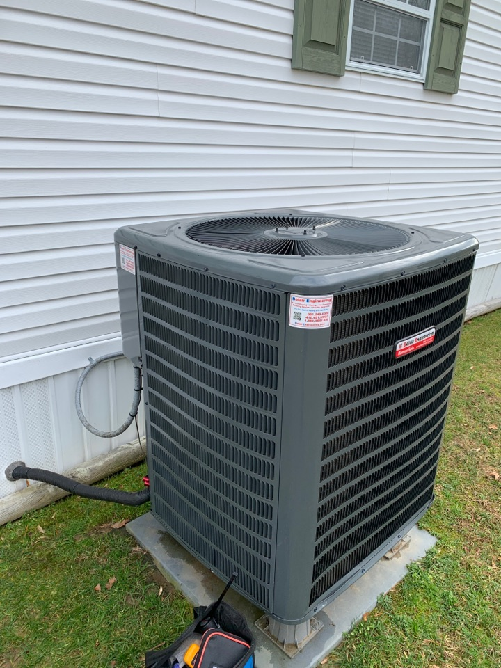 Lothian, MD - Goodman Heat Pump Service Repair