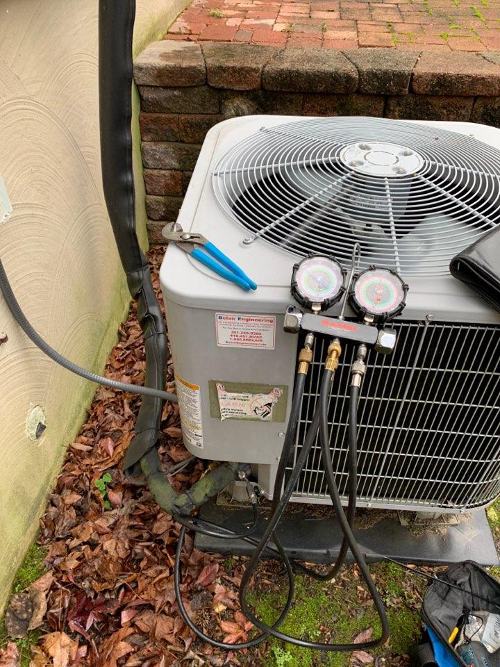 Chesapeake Beach, MD - Heat Pump Service Repair