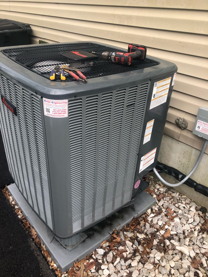 Crownsville, MD - Heating service
