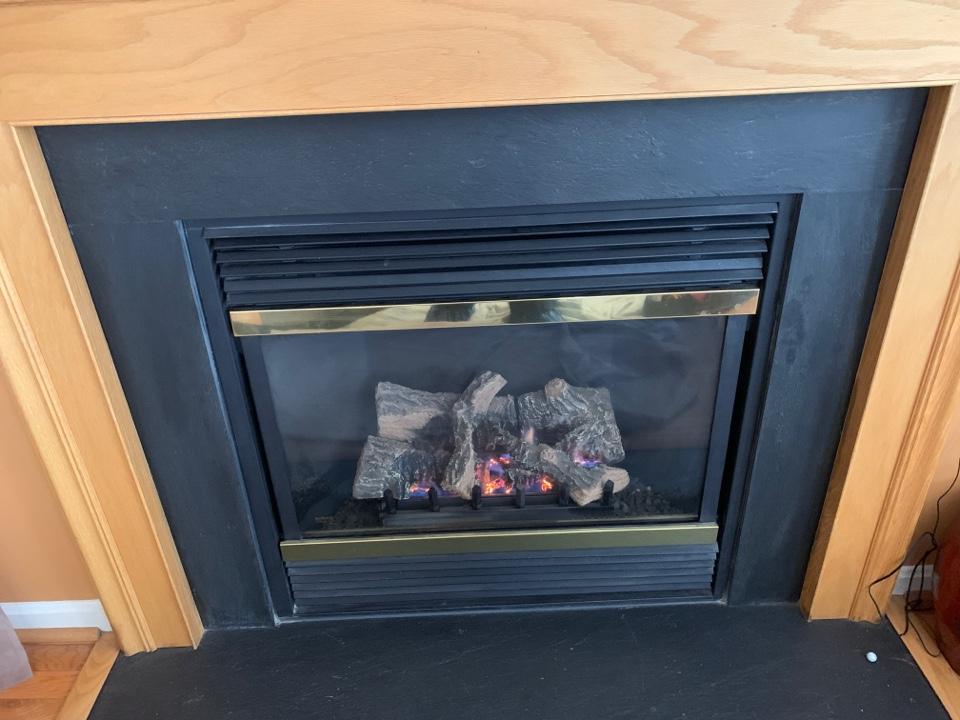 Lanham, MD - Fireplace tune up in Lanham
