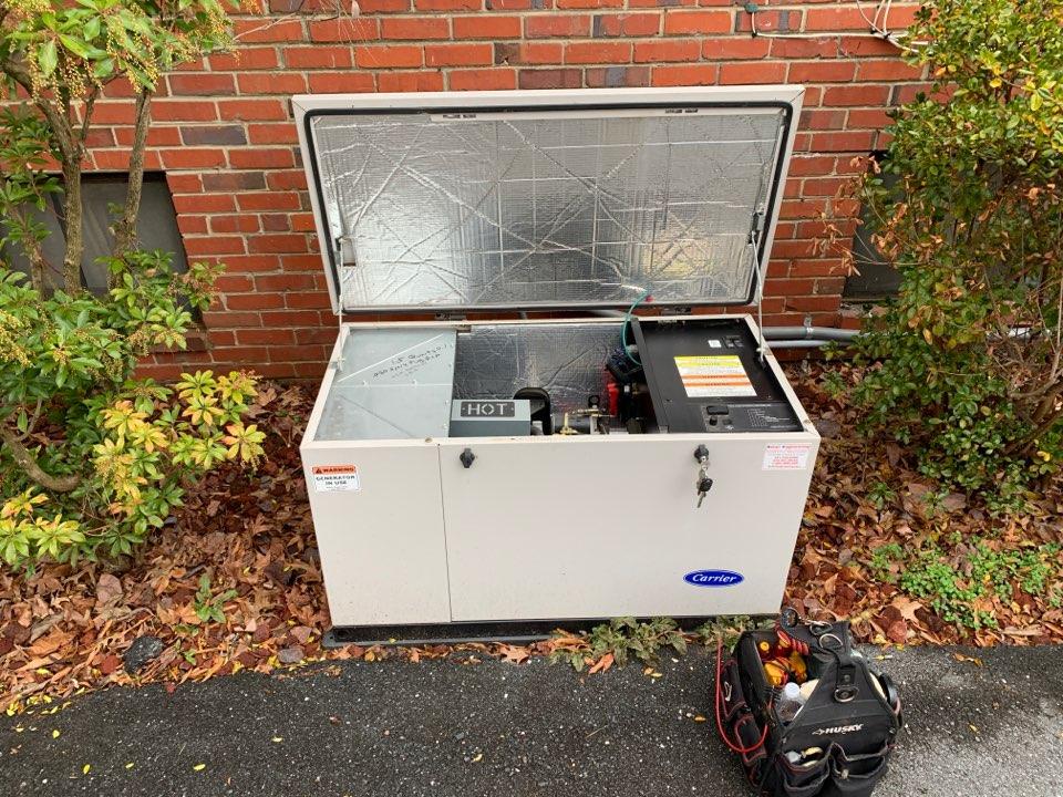 College Park, MD - Generator repair